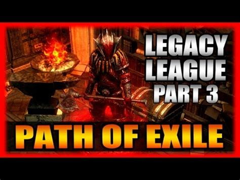 earthquake poe path of exile legacy league part 3 hideout preview