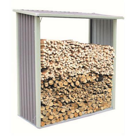 tettoie per legnaia legnaia blinky in lamiera irina 190x89 mondobrico giardino