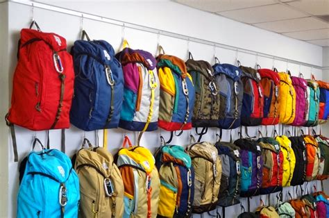 ideas for hanging backpacks with our hanging systems it s in the bag hang with the