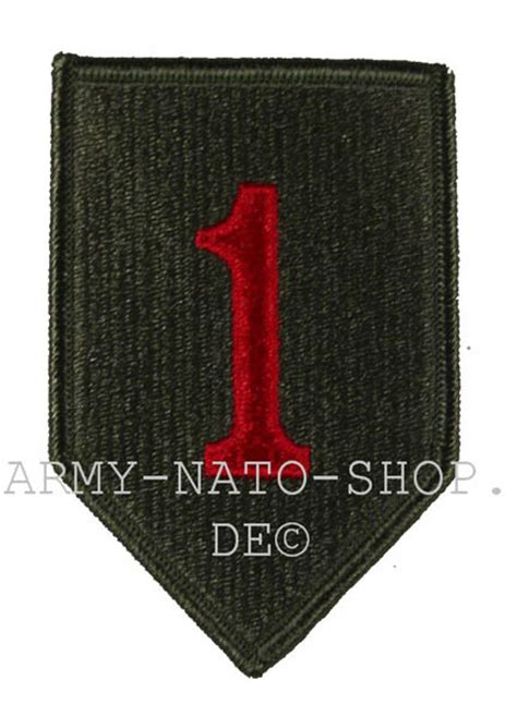 Kopel Comando Tactical Army army shop u s army abzeichen erste us army division