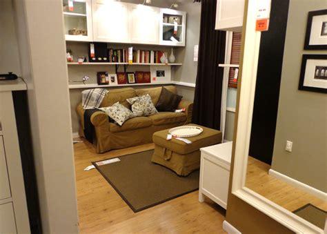 ikea model bedrooms photos see inside ikea brooklyn s tiny 391 sq ft model