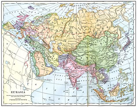eurasia map eurasia map physical images