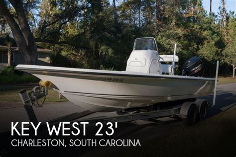 key west boats charleston key west bay reef 230 for sale in charleston sc for