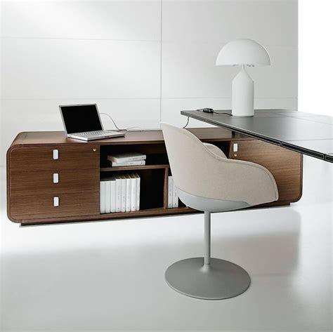 scrivania ad angolo scrivania ad angolo direzionale in cuoio con cassetti