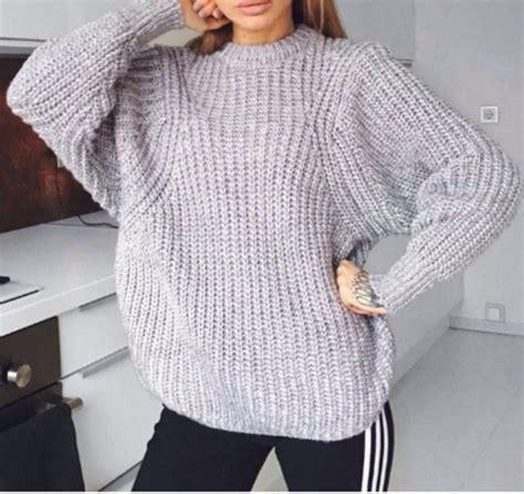 pattern sweaters tumblr sweater tumblr knitwear knitted sweater knit grey