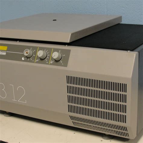 bench centrifuge jouan cr3 12 refrigerated bench top centrifuge