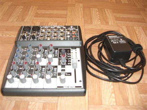 Jual Mixer Behringer Xenyx 1002fx behringer xenyx 1002fx image 238481 audiofanzine