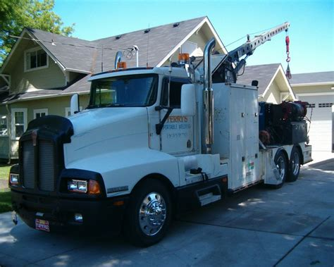 kenworth mechanics truck 4x4 kenworth for sale autos post