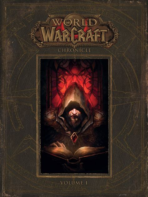 world of warcraft chronicle comic book review world of warcraft chronicle volume 1 bounding into comics