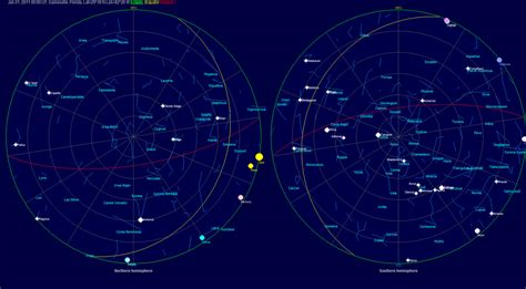 sky map sirius skymap