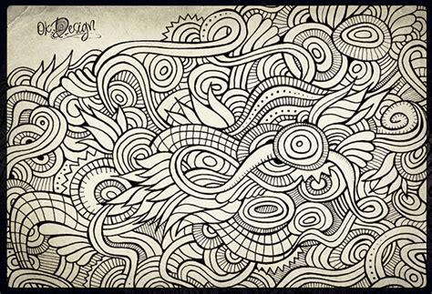 doodle nature nature doodles on behance