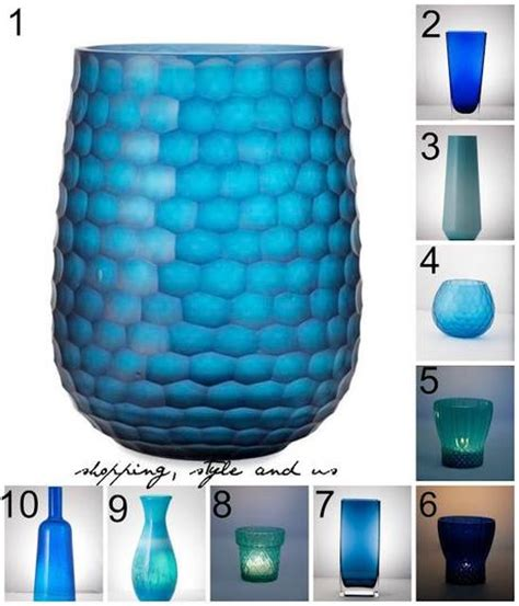 buy online home decor 10 blue vases to buy and fall home decor inspiration