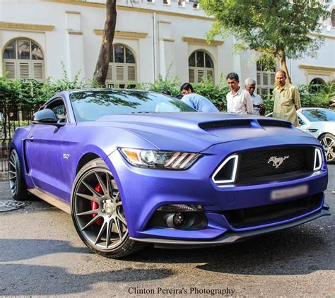 customized mustang rohit shetty s customized ford mustang gt in photos