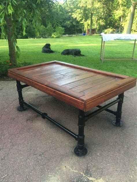 black iron coffee table black iron pipe coffee table by blackirontables on etsy