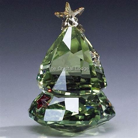 swarovski swarovski rocking christmas tree green 1094408