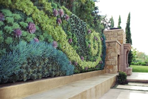 Living Wall Planters Live Wall Garden