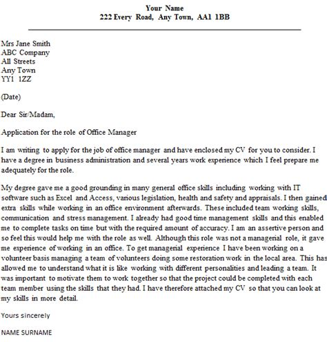 Cover Letter For Postal Service by Postal Service Cover Letter