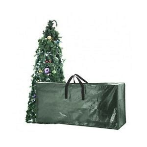 extra large xmas tree storage box tree storage box ebay
