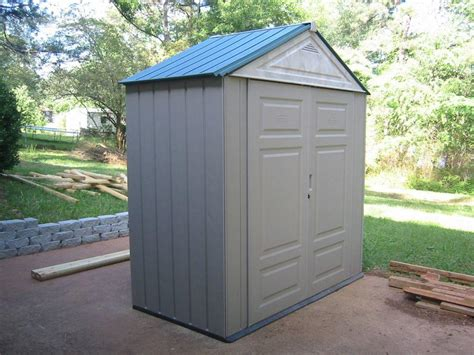 7 By 7 Shed by Minanda Plans Rubbermaid Shed 7x7