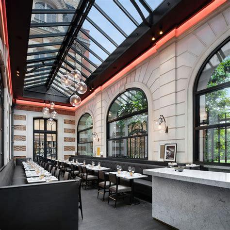 design en cafe parisian caf 233 artcurial sophisticated interiors