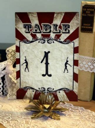 $5.31 Vintage Carnival Wedding Decor   Confetti Daydreams