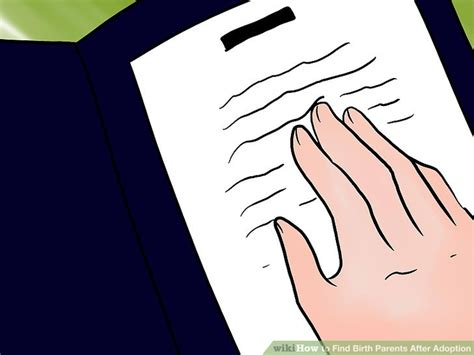 How To Find Birth Records If Adopted How To Find Birth Parents After Adoption With Pictures Wikihow