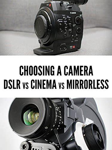 amazoncom dslr  mirrorless  cinema cameras