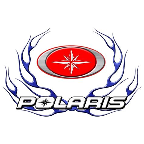 polaris logo the gallery for gt polaris logo decal