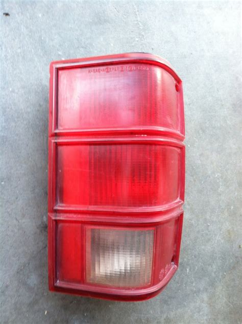 Jeep Comanche Lights 1989 Jeep Comanche Light