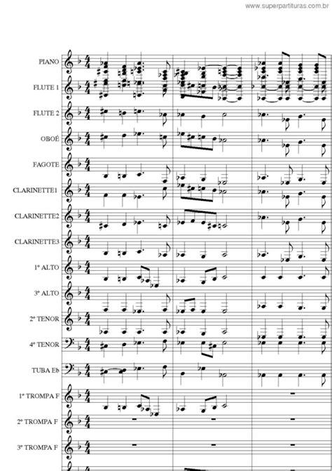 Super Partituras - Em Jesus (Harpa Cristã), sem cifra