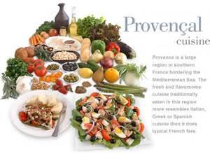 provencal cuisine mediterrasian