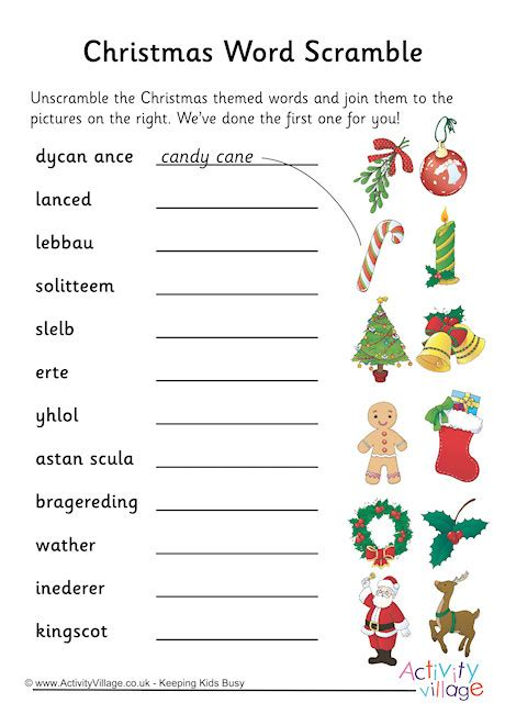 printable christmas scramble games christmas word jumble princess decor