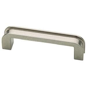 martha stewart kitchen drawer pulls martha stewart living 3 in 76mm bedford nickel groove