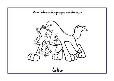 dibujos para pintar y colorear para nios dibujos para imprimir de animales salvajes amazing
