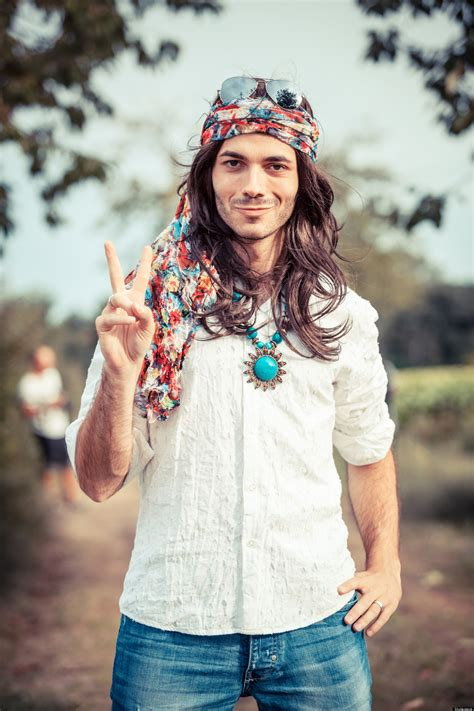 hippie rock men hairstyles modern hippie modern hippie fashion for men