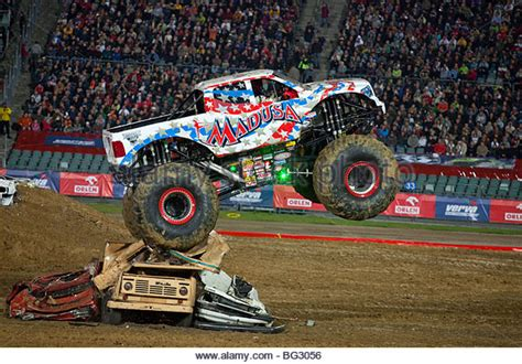 monster truck shows in huge truck stock photos huge truck stock images alamy