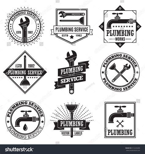 plumbing logo templates gaston plumbing objects logo