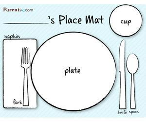 table setting cards template free printables printable coloring pages birthday cards