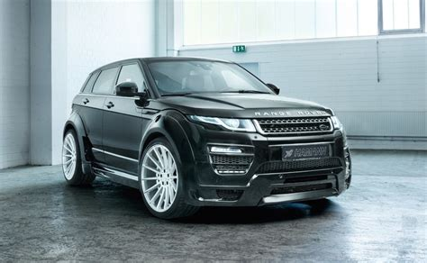 hamann tuning for 2017 range rover evoque announced