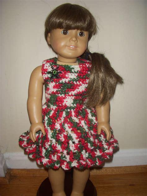 American Girl Doll Dress Crochet Pattern Pdf American Doll Clothes Templates