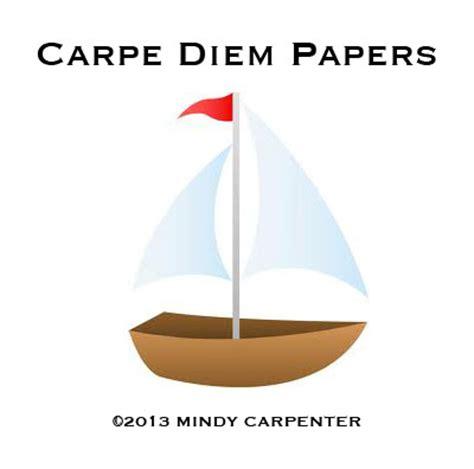 Carpe Diem Essay by Carpe Diem Papers Greeting Cards And Original By Carpenter