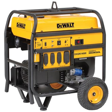 emergency home generator