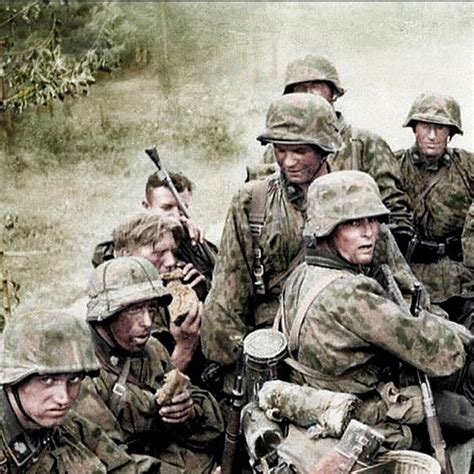 third reich color pictures waffen ss in color 137 best images about waffen ss uniforms on pinterest
