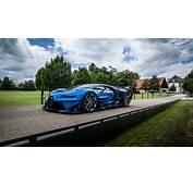 Wallpaper Bugatti Chiron Vision Gran Turismo 4K