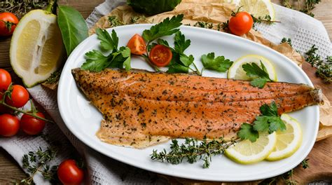 pesci da cucinare le migliori ricette con i pesci di acqua dolce giornale