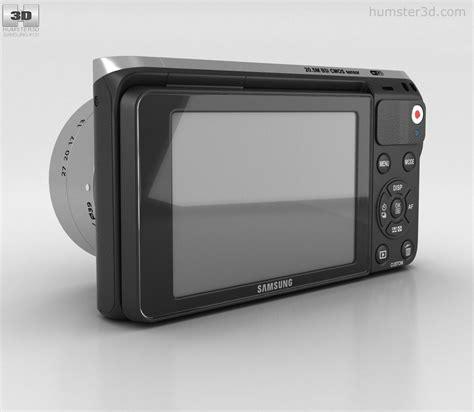 Samsung Smart Nx Mini samsung nx mini smart black 3d model hum3d