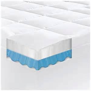 4 mattress topper gel memory foam mattress topper
