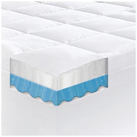 Serta Memory Foam Mattress Topper Gel Memory Foam Mattress Topper