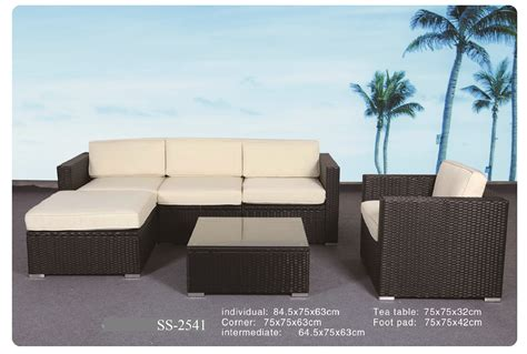 l shaped outdoor sofa mini l shape outdoor sofa ss 2541 zebano