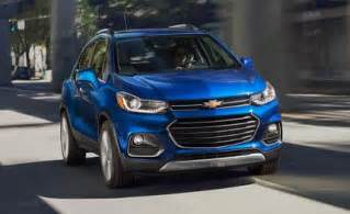 Chevrolet Review 2017 Chevrolet Trax Review Car And Driver